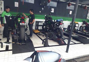 Kurangi Risiko Kena Virus Corona, Bengkel Resmi Kawasaki Ini Siap Servis Motor di Rumah Konsumen