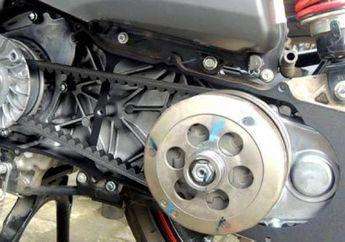 Nah Lo! Cuma Gara-gara Hal Sepele, Komponen CVT Motor Matic Bisa Jadi Rusak