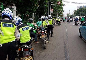 Banyak yang Suka Melanggar, Polisi Akan Tetap Tilang Pengendara yang Bandel di Hari Lebaran