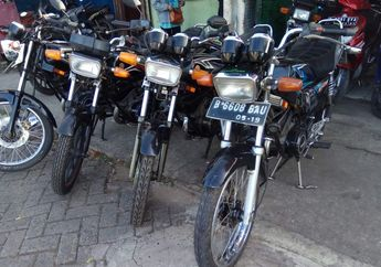 Sikat Bro! Harga Motor 2-Tak Murah Pas Buat Bikers, Pilihannya Banyak