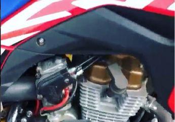 Trail Honda CRF150L Rasa Special Engine, Lihat Videonya