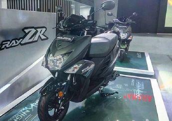 Wow! Ini Dia Spesifikasi Yamaha Ray ZR, 1 Liter Bbm Tembus 66 Km!