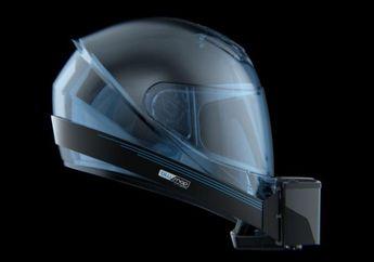 Kabar Baik! Sekarang Ada AC Portable Buat Helm Full Face Nih