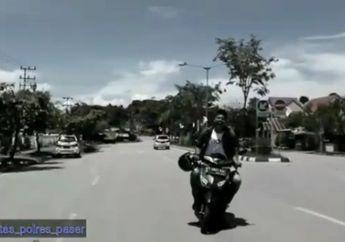 Bikin Merinding! Arwah Korban Kecelakaan Gentayangan, Lihat Videonya