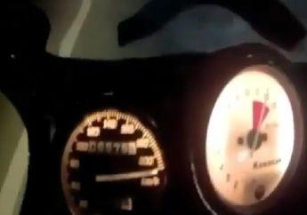 Gokil! Video Kawasaki Ninja RR 150 'Setan' Bisa Tembus 200 km/Jam, Ada yang Berani Lawan?