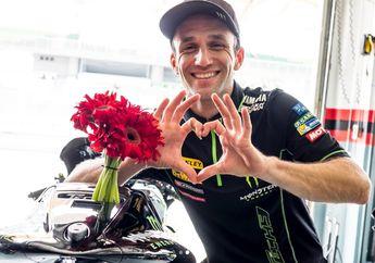 Kocak! Begini Cara Johann Zarco Rayakan Valentine, Kok Bukan Pacar yang Dikasih Bunga