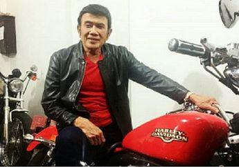 Bikin Kaget! Setelah Manggung, Rhoma Irama Disawer Harley-Davidson