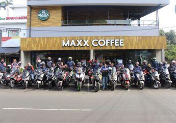 Yamaha Pamer Lexi Sambil Sunmori Bersama Jurnalis dan Komunitas Maxi Family