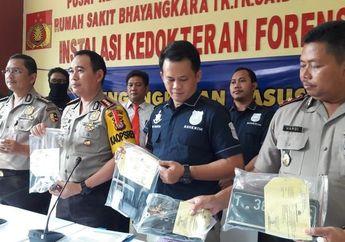 Usai Bunuh Korbannya yang Disangka Pelaku Curanmor, Begal Sadis Dibekuk Polisi