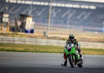 Akhirnya.. Pembalap Indonesia Berjaya Lagi di Kelas Super Sports 600 cc ARRC Thailand