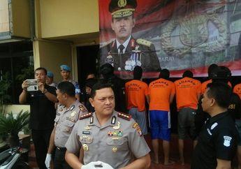 Persekusi Pemuda di Tambora Hingga Tewas, 2 Driver Ojol Dicokok Polisi