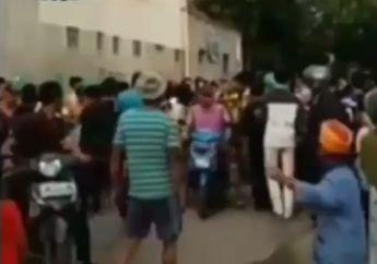 Kena Batunya... Motor Kehabisan Bensin saat Beraksi, Jambret Tewas Dihakimi Massa di Surabaya
