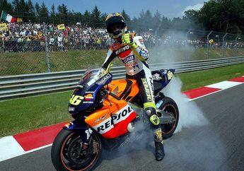 Ternyata Valentino Rossi Masih Belum Move On dari Motor Honda, Biar Sudah Lama di Yamaha di MotoGP, Nih Buktinya