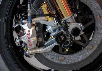 Pantas Pakem Banget, Begini Hebatnya Sistem Pengereman di Motor MotoGP