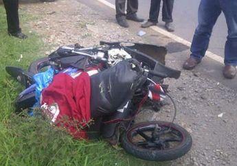 Tragis, Bus PO Harapan Jaya Lindas Pemotor Hingga Tewas, Kabur Begitu Saja