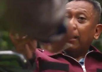Video Detik-Detik Komedian Tukul Arwarna Ditilang Polisi