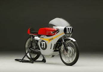 Jangan Diledek.. Motor Tua Mesinnya 125 cc 5 Silinder, Sekali Colek Suara Melengking!