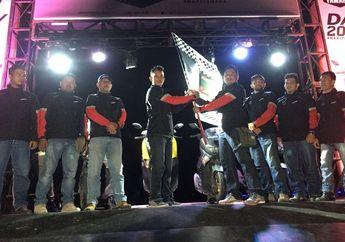 Maxi Tour de Indonesia Etape Pertama Tiba di Medan