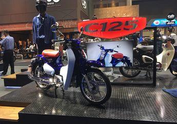 Motor Bebek Honda C125 Inden Enam Bulan Lebih, Begini Tanggapan AHM
