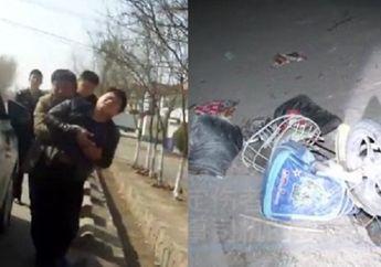 Makin Miris.. Pelaku Yang Tabrak Lari Anak Istri Sendiri Ternyata Habis Mabuk-mabukan Brother..