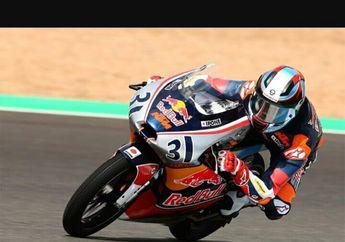 Kok Bisa Ya Pembalap Honda Ini Ikut Balap Tapi Naik KTM?