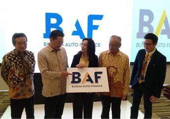 Bussan Auto Finance (BAF) Memperkenalkan Logo Baru