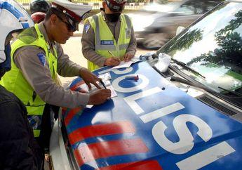 Hari Pertama Operasi Zebra 2018, Sebanyak 1.228 Pengendara Ditilang di Jakarta Timur