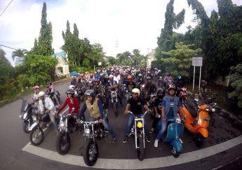Komunitas Bikers Bakal Gelar Motoran Seru, Yuk Ikutan!