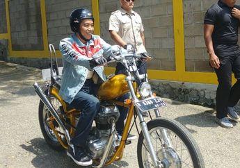 Salut Buat Presiden Jokowi, Apparel Yang Dipakainya Saat Turing Buatan Lokal Semua..