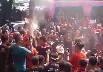 Satu Tersangka Dicyduck Polisi Terkait Aksi Tarian Erotis di Acara Komunitas Motor di Pantai Kartini Jepara
