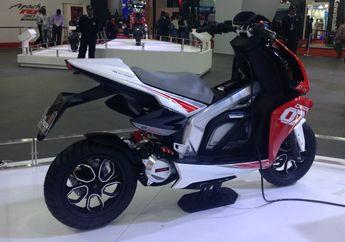 Prototipe Motor Matic Listrik TVS Creon Fiturnya Canggih, Diproduksi 2020