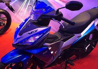 Wuih! Mirip Honda Supra GTR, SYM Resmi Luncurkan VF3i Motor Bebek Super  183 Cc