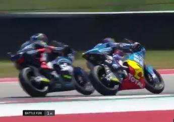 Hasil FP2 Moto2 Malaysia 2018: Adik Marc Marquez Kembali Singkirkan Adik dan Murid Valentino Rossi