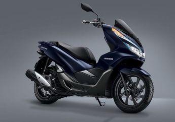 Ajib! Booking Fee Sekarang, Honda PCX Hybrid Sampai Rumah Bulan Juni