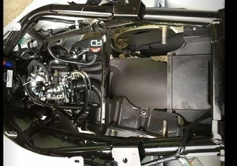 Nah Temuan Masalah Sokbreker Honda All New PCX 150, Netizen Langsung Cek Sasis