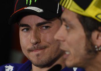Sebegitu Bencinya Jorge Lorenzo Sama Valentino Rossi, Sampai Orang Ini Langsung Dipecatnya!