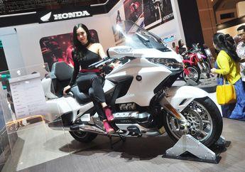 Harganya Lebih dari Rp 1 Milyar, Cicilan Honda Gold Wing Tiap Bulannya Setara Satu Unit PCX 150