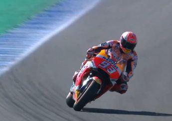 Sadis! Selain Kuasai Sirkuit Jerez di FP3 MotoGP Spanyol, Marc Marquez Juga Bikin Rekor