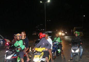 Bikin Heboh Warga.. Satu Driver Ojol di Manado Hilang Secara Misterius