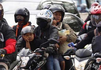 Masih Banyak yang Nekat Mudik, Polisi Paksa 29.077 Pemotor Untuk Putar Balik, Ngeyel Langsung Ditilang