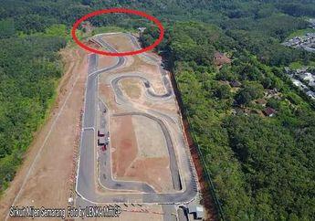 Sirkuit Baru di Semarang Dikritik Netizen, Kok di Sebelah Sirkuit Malah Jurang Tanpa Pengaman?