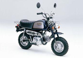 Mirip dan Sama-sama Bikin Gemes, Ini Perbedaan Honda Gorilla dengan Honda Monkey