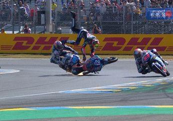 Hasil Balap Moto3 Prancis: Diwarnai Drama di Lap Terakhir, Albert Arenas Jadi Jawara