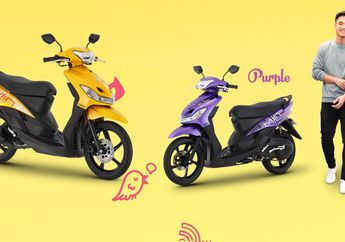 Menilik Sejarah Yamaha Mio di Indonesia, Favorit Balap Liaran Nih!