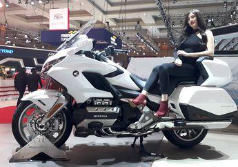 Ternyata Honda Gold Wing Seharga Rp 1 Milyar Bisa Pakai Oli Honda Supra X 125 Bro