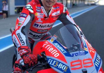 Panas... Menang di MotoGP Italia, Jorge Lorenzo Bilang Dirinya Lebih Hebat dari Valentino Rossi