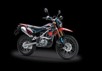 Seger! Ada 4 Warna Baru Dari Kawasaki KLX150 Bro, Simak Nih..