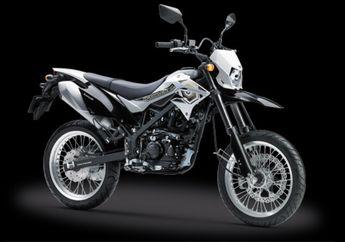Diam-diam Kawasaki Kasih Warna Baru Buat D-Tracker 150, Tambah Sangar Aja!