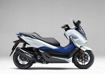 Akhirnya Honda Ikut Bikin Matic Bongsor 250 Cc, Diam-diam Sudah Dijual Juga
