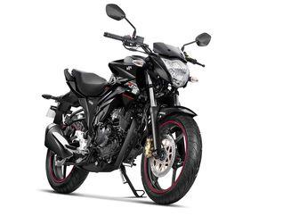 Gagah.. Suzuki Launching Motor Sport Naked 150 Cc Anyar, Inikah Si Bandit?